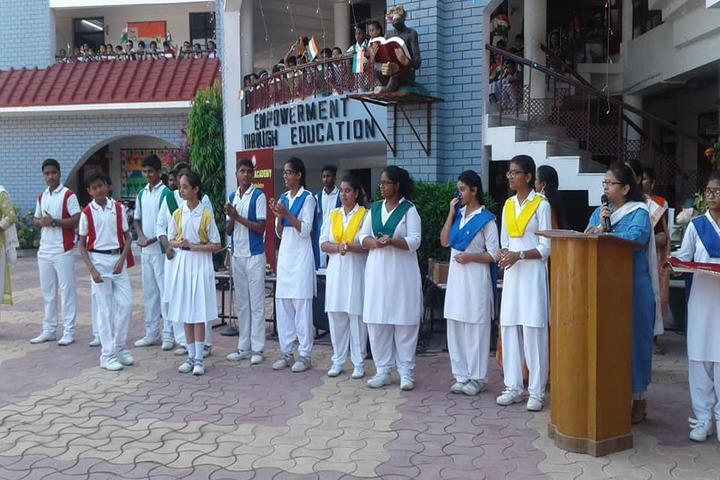Gurukul Academy-Speech