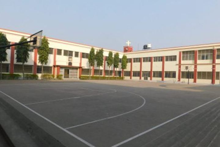 Anand Bhawan School-Ground