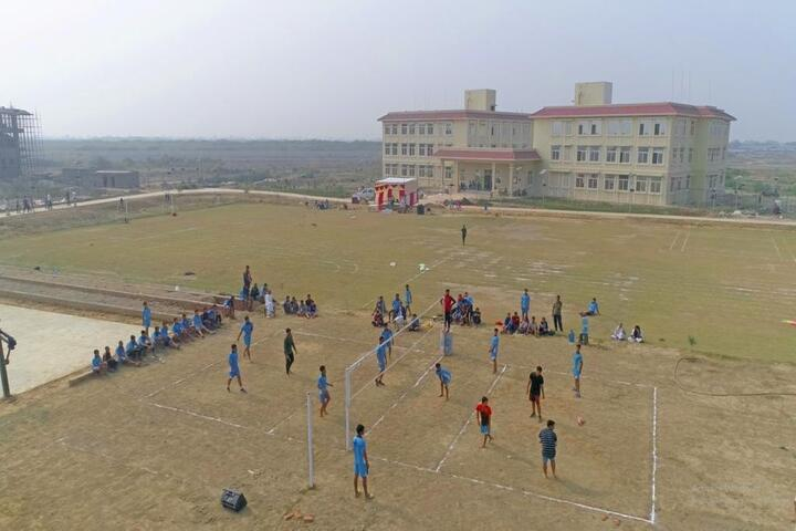 Bhaktivedanta Gurukula And International School-Play Ground