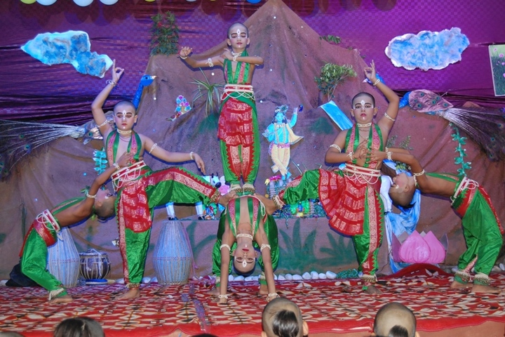 Bhaktivedanta Gurukula And International School-Dance