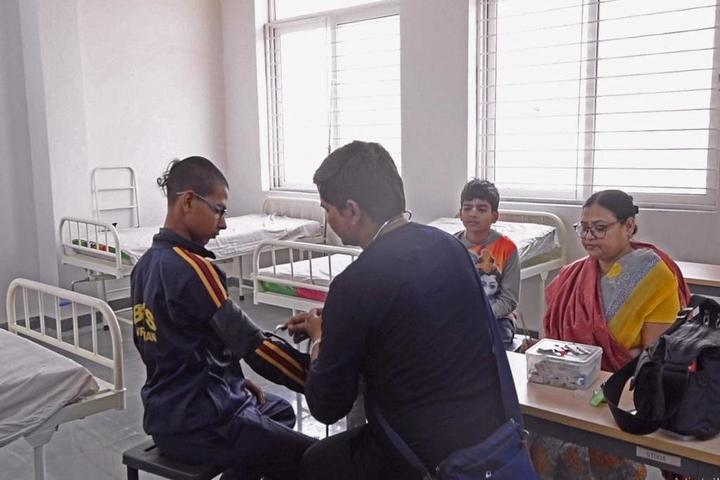 Bhaktivedanta Gurukula And International School-Dental Checkup