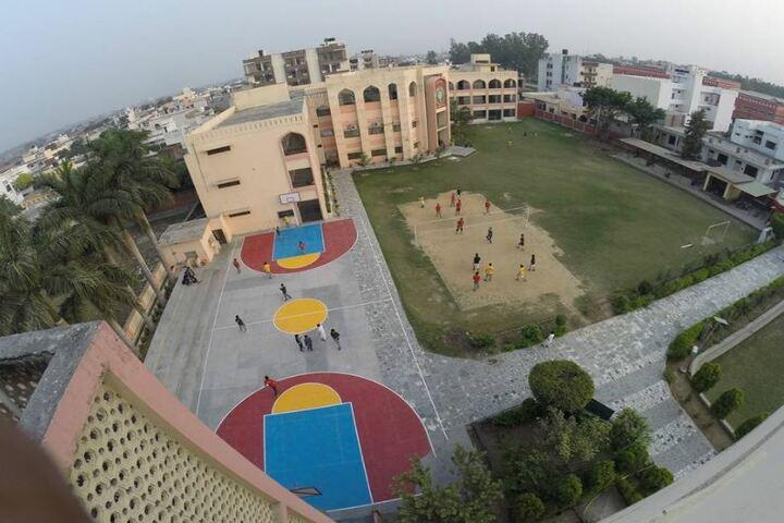 M U College-Campus View