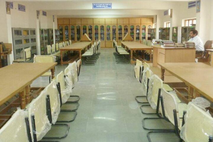 M U College-Library