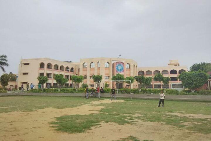 M U College-Play Ground
