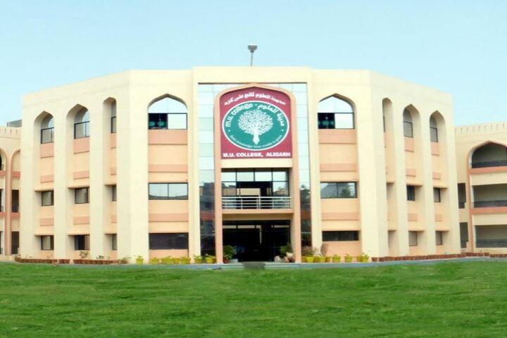 M U College-School Building