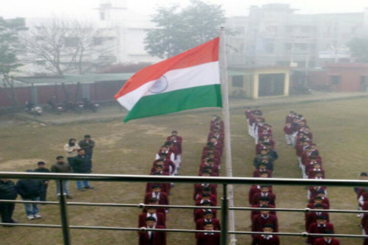 M U College-Independence Day