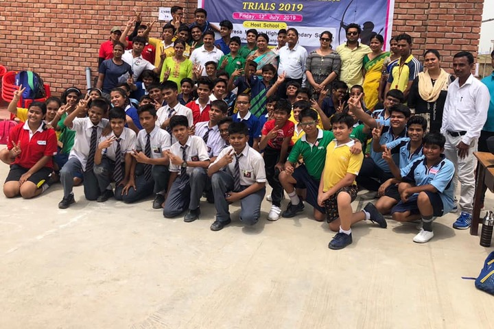 Mother Teresa Mission Higher Secondary School-Educational Trip