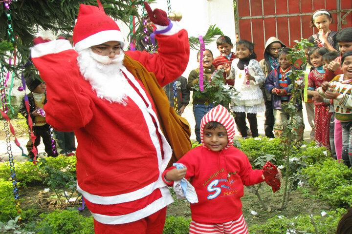 Play Way Academy-Christmas Celebrations