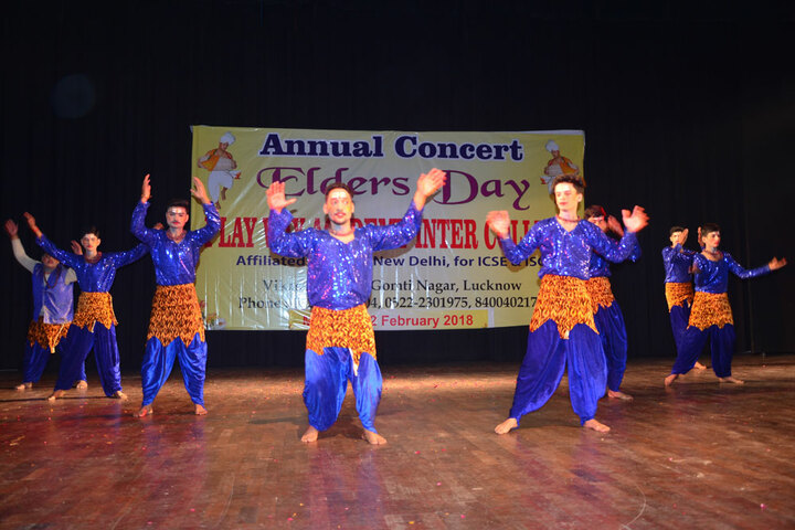 Play Way Academy-Founders Day