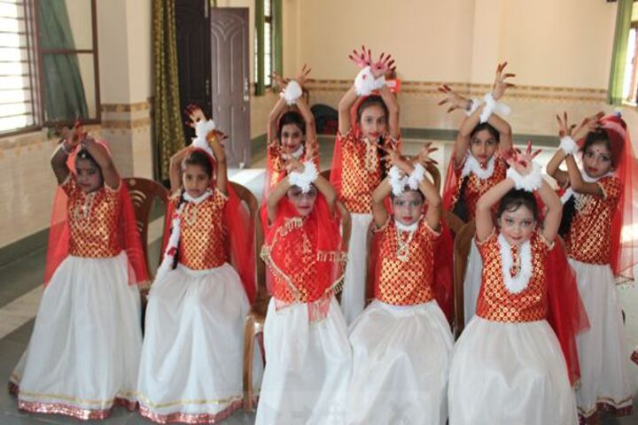 St Anns Convent School-Annual Day
