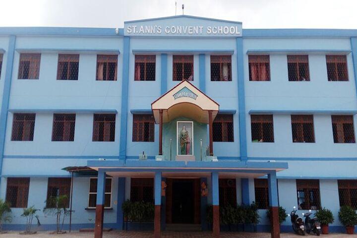 St Anns Convent School-Campus View