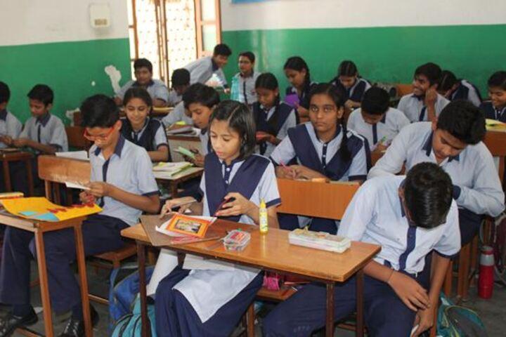 St Anns Convent School-Classroom