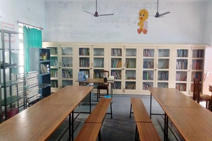 St Anns Convent School-Library