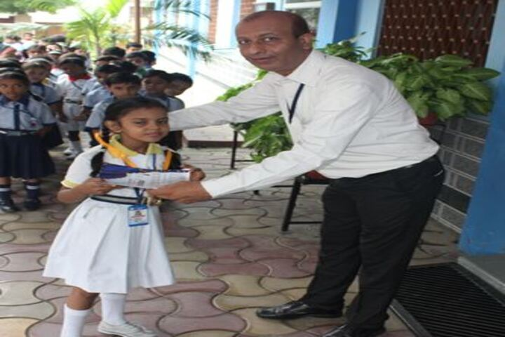 St Anns Convent School-Annual Prize Distribution
