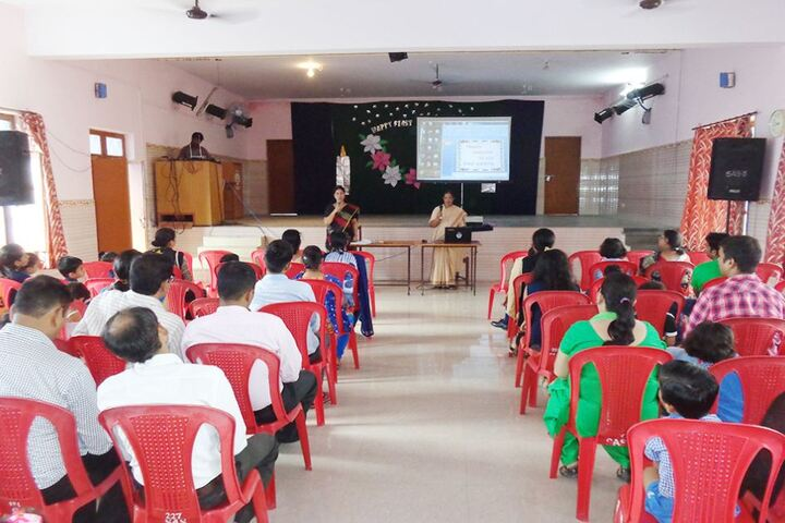 St Anns Convent School-Seminar Hall