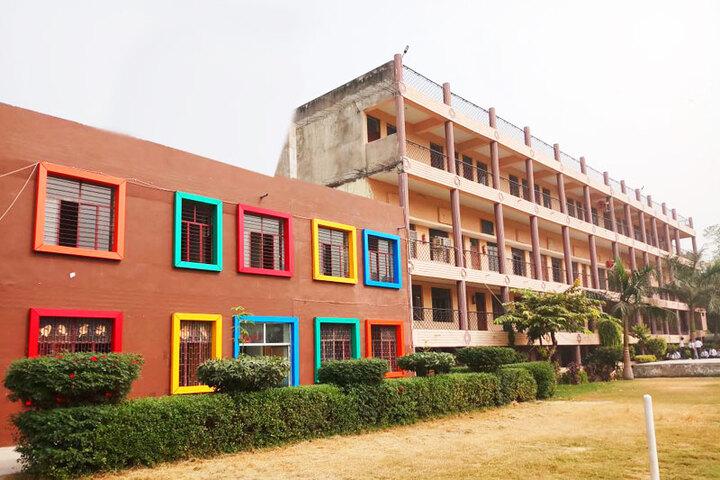 Dr Virendra Swarup 21St Century School-Campus View