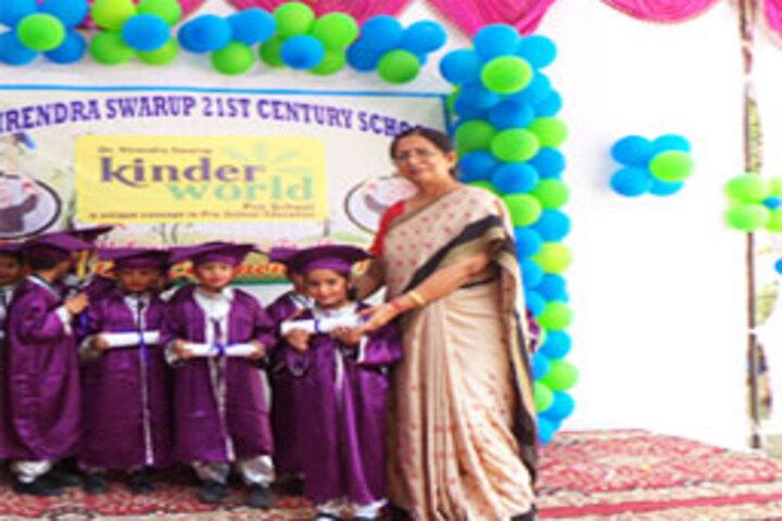 Dr Virendra Swarup 21St Century School-Graduation Day