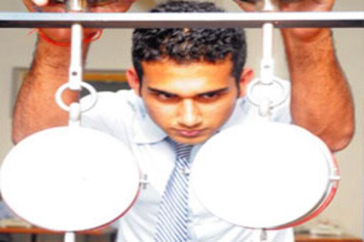 Dr Virendra Swarup 21St Century School-Gym
