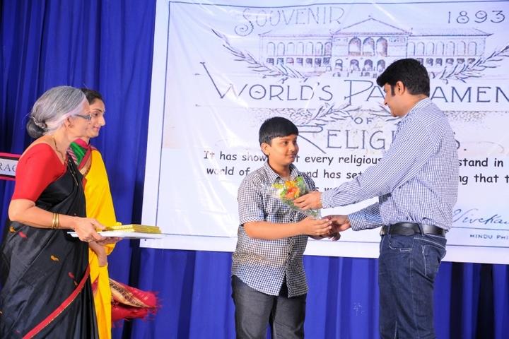 Nurture International School-Annual Prize Distribution