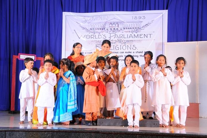 Nurture International School-Festival Celabrations