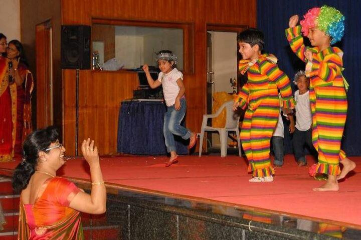 Nurture International School-Childrens Day