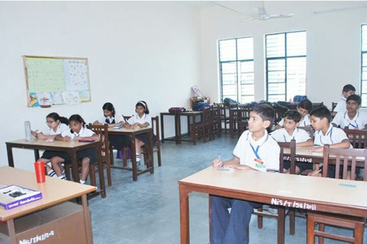 Nurture International School-Classroom