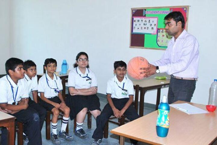 Nurture International School-Lab