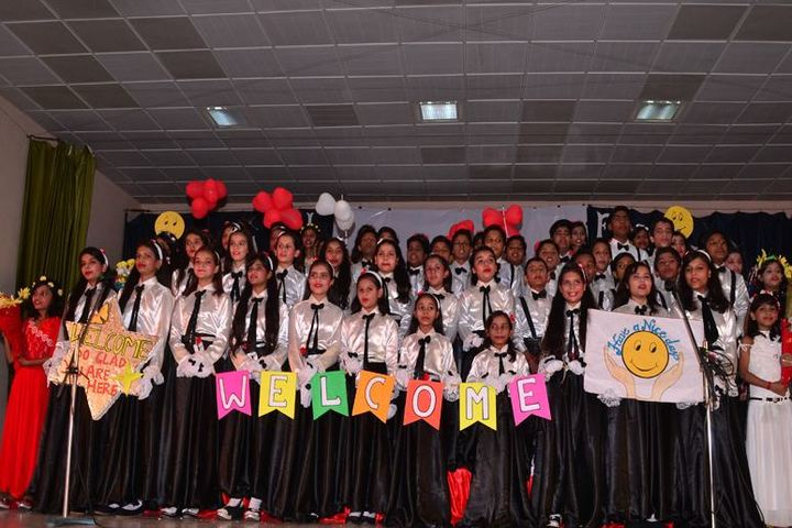 Holy Angels School-Annual Day