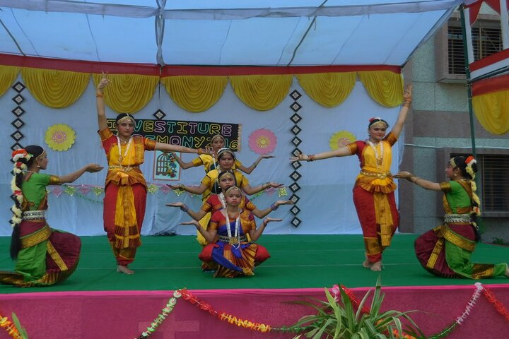 Christu Jyothi Convent Senior Secondary School-Cultural Fest