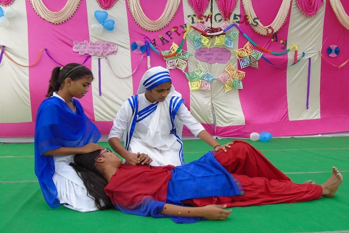 Christu Jyothi Convent Senior Secondary School-Drama