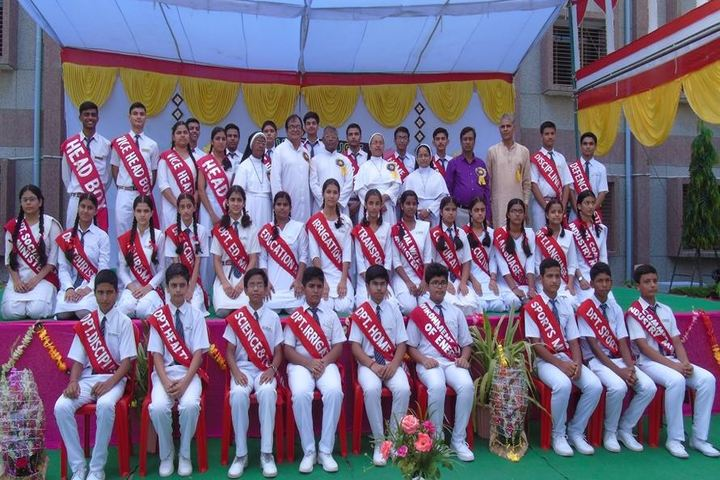 Christu Jyothi Convent Senior Secondary School-Council Members