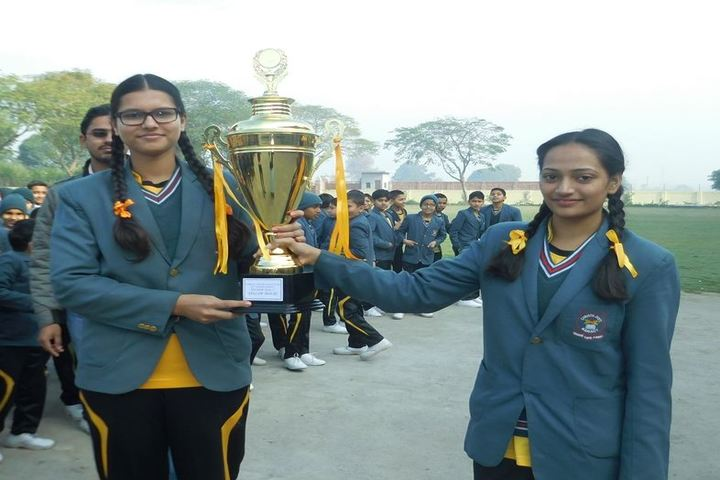 Christu Jyothi Convent Senior Secondary School-Sports Champions