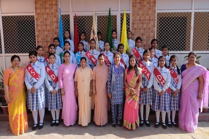 Carmel School-Investiture Ceremony