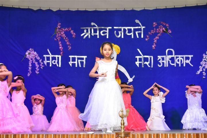 Carmel School-Dance Competition