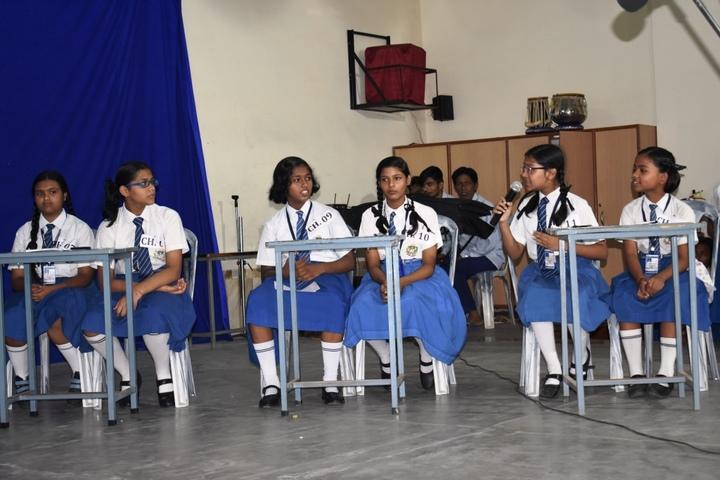 Carmel School-Debate Competition