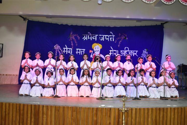 Carmel School-Singing Competition
