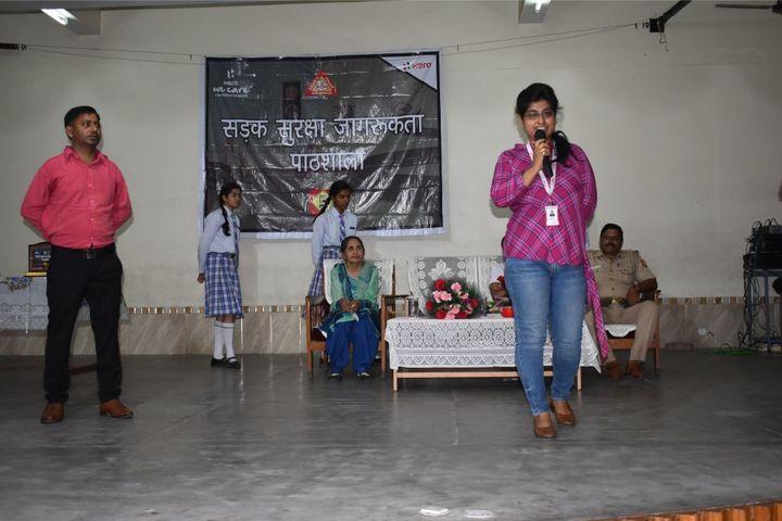 Carmel School-Speech