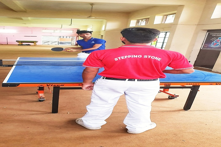 Stepping Stone Children Academy-Table Tennis