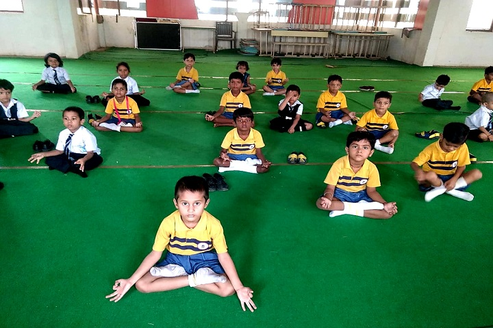 Stepping Stone Children Academy-Yoga