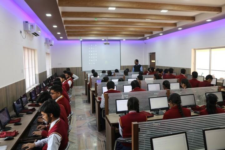 St JosephS High School-Computer Lab
