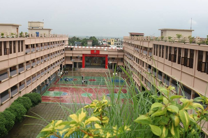 St JosephS High School-Campus-View