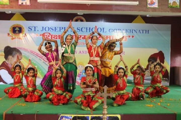 St JosephS High School-Events function
