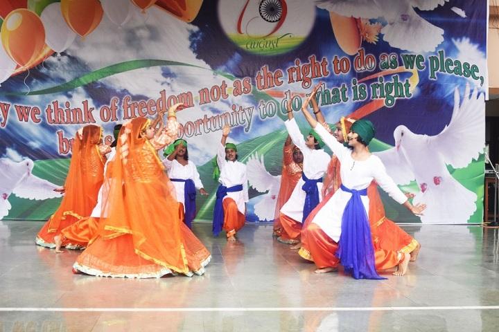 St JosephS High School-Events independance day programme