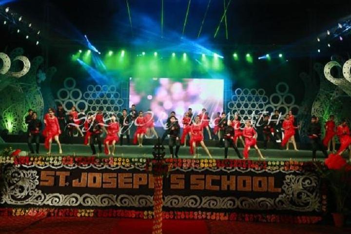 St JosephS High School-Events programme