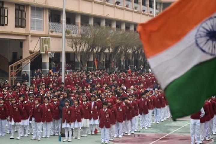 St JosephS High School-Events republic day