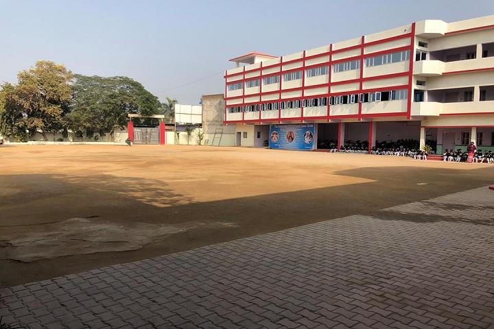 Don Bosco School-Playground