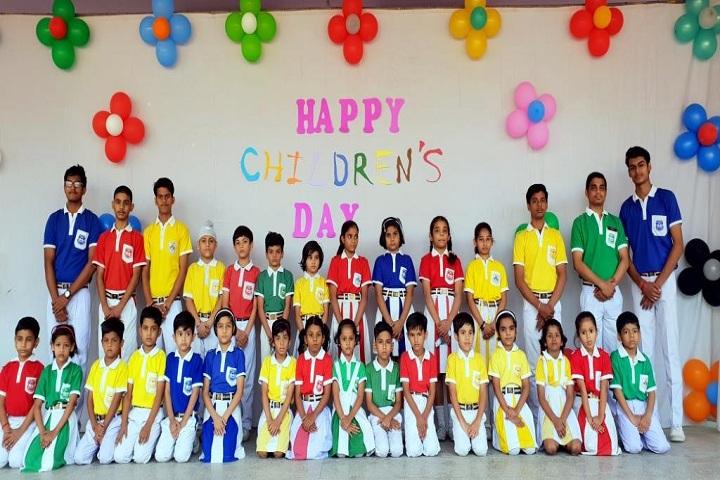 Don Bosco School-Childrens Day