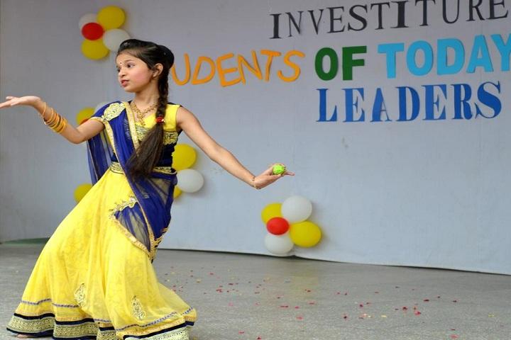 Don Bosco School-dance Competition