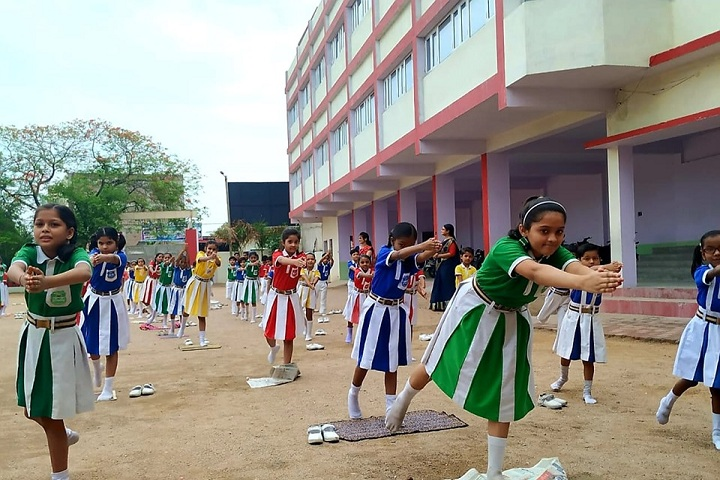 Don Bosco School-Yoga
