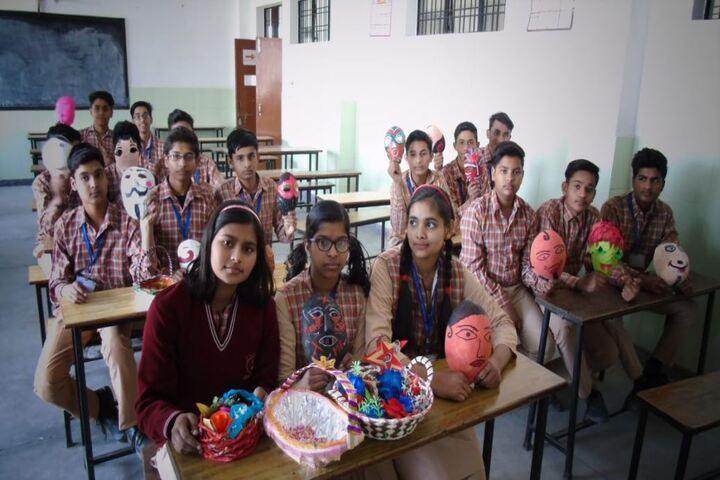 Christu Jyoti Convent School-Art And Craft Class